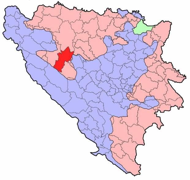Босния и Герцеговина в XX и XXI столетиях