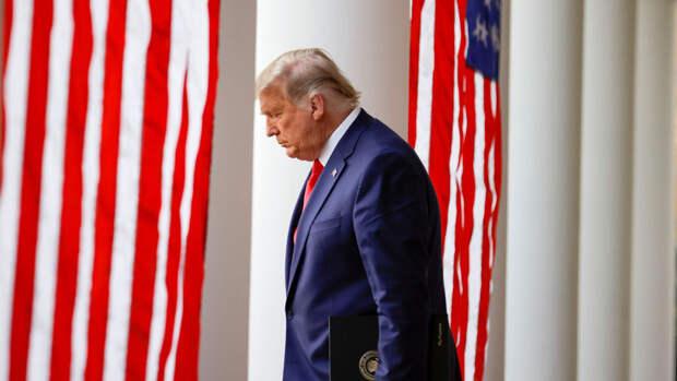 Трамп заявил о фальсификации выборов в США
