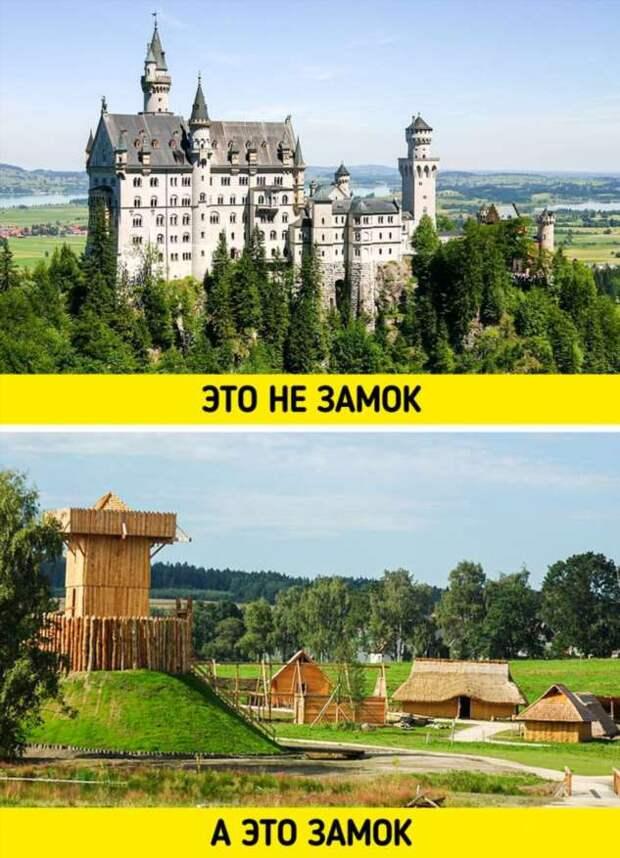 20+ фактов о жизни в средневековом замке, которые вдребезги разбивают все стереотипы