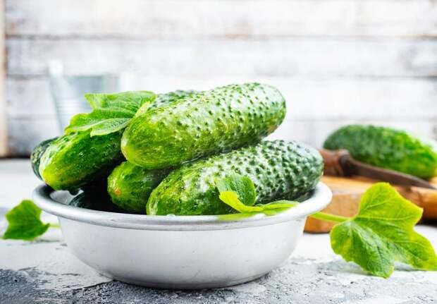 Творожно-огуречная диета: минус 7 кг за 9 дней