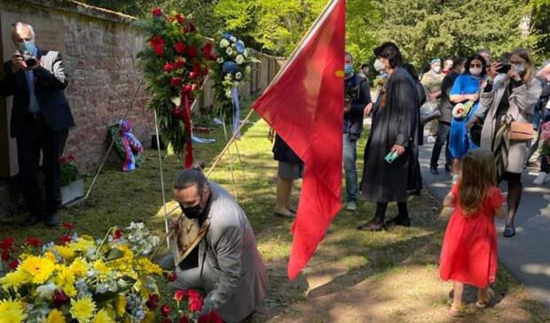 Уроженец Башкирии вышел в Германии на акцию «Бессмертный полк»