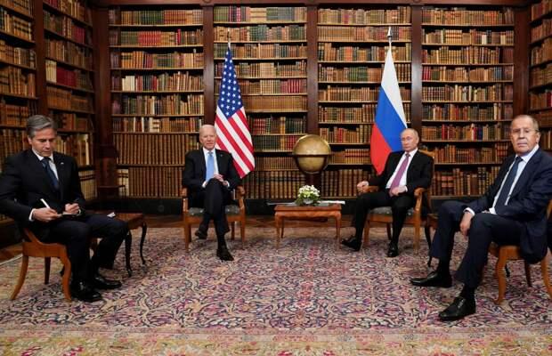 Больше не трясёт. Отношения России и США вышли на плато