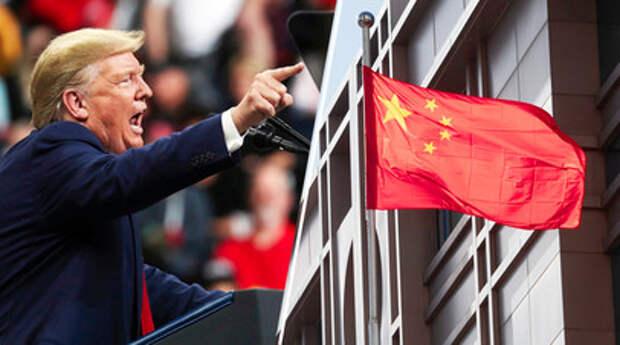 «Бесцеремонные действия Вашингтона»: к чему может привести дипломатический скандал между США и Китаем