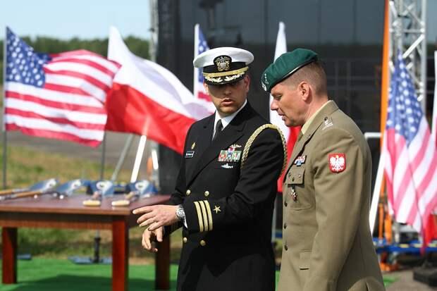 В Польше раскрыли планы США на «новую Европу» без Германии