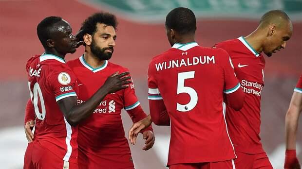 «Ливерпуль» нанес поражение «Саутгемптону» и поднялся на 6-е место в АПЛ