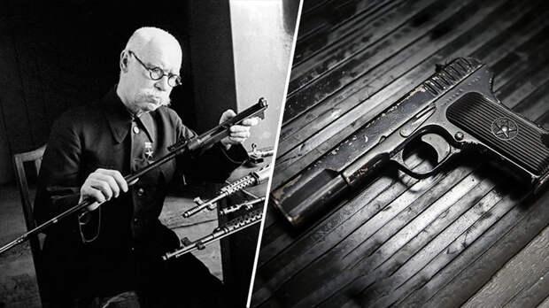 От пулемёта до пистолета ТТ: какими изобретениями прославился оружейник Фёдор Токарев