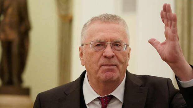 Идея Жириновского запретить толстых россиян не нашла понимания у людей