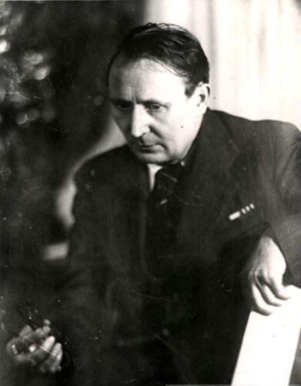 Дмитрий Николаевич Орлов в зрелые годы