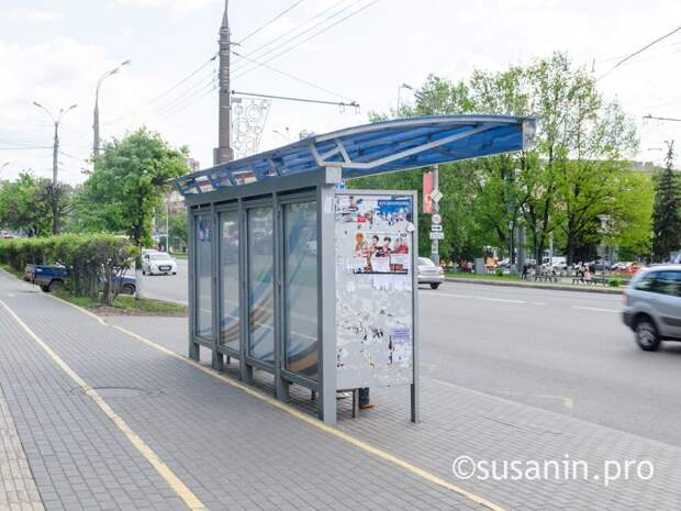 Жители Ижевска смогут выбрать новые названия для 4 остановок