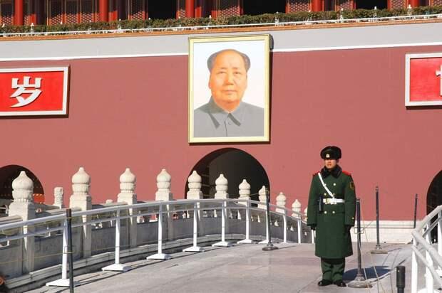 «За уйгуров»: Китай ввел санкции против Великобритании