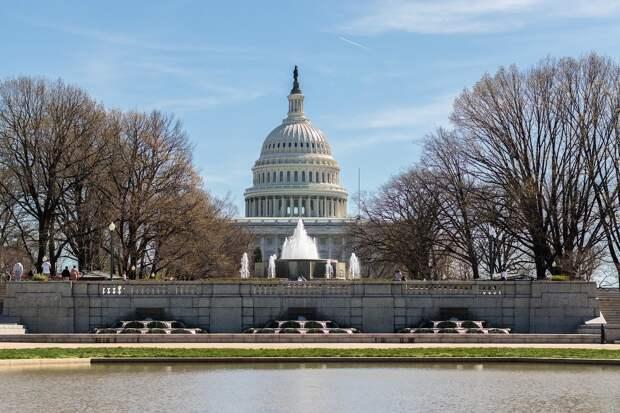 За информацию о заложивших бомбы у Капитолия ФБР США пообещало 50 000 долларов
