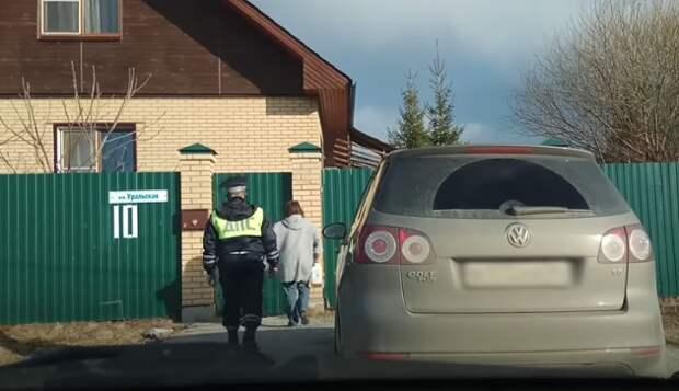 В России врача жестко задержали из-за забытых дома документов