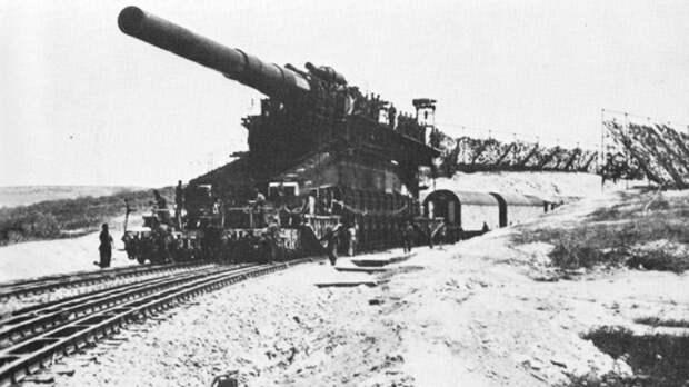 Советская пушка Б-37 внушала страх гитлеровцам