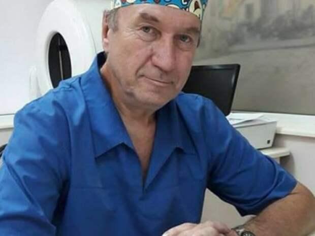 Детский хирург-офтальмолог Владимир Филиппов скончался в Чите