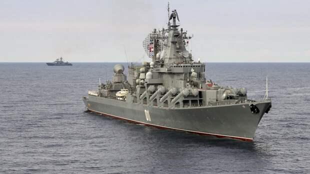 Корабли ТОФ завершили развертывание в Тихом океане для проведения учений