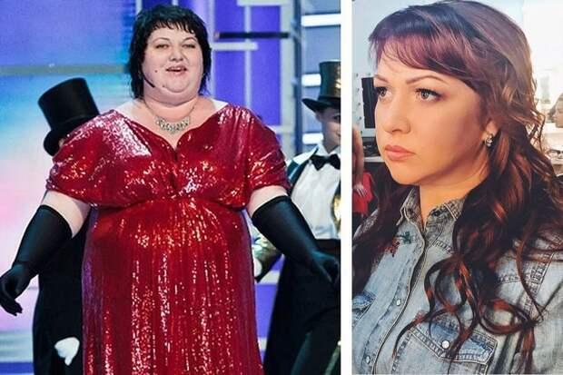 Ольга Картункова похудела на 84 килограмма. Фото: Инстаграм.