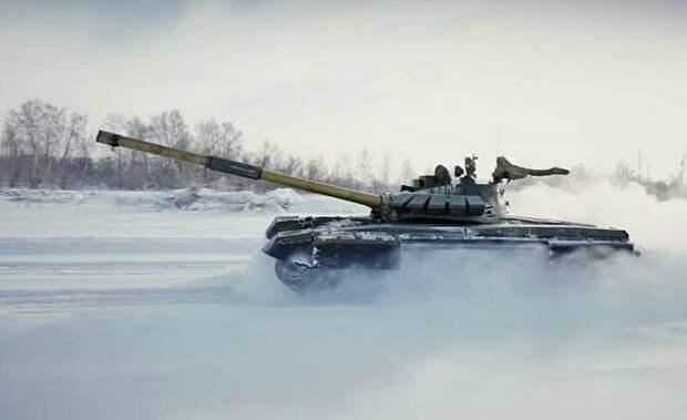 В Японии отреагировали на появление танков Т-72 на Курилах