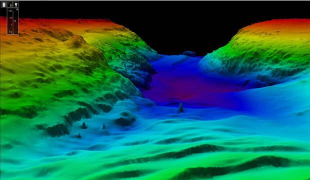 Ученые обнаружили подводную реку на дне Черного моря