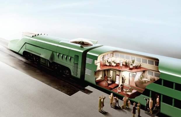 Атомный поезд: советская разработка, которая осталась на страницах газет