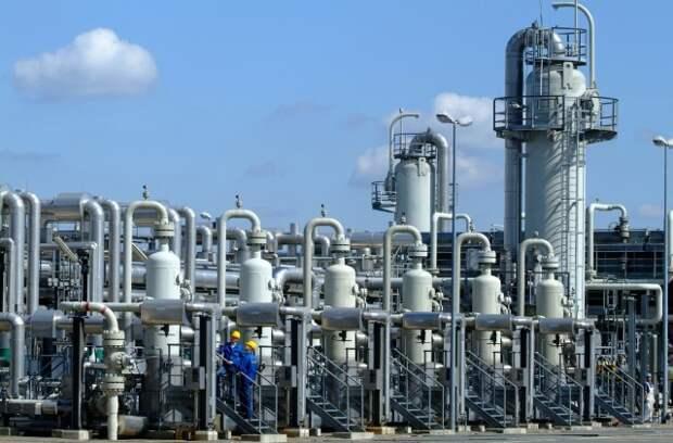 """""""Газпром"""" начал экстренно отбирать газ из в Европе и России"""