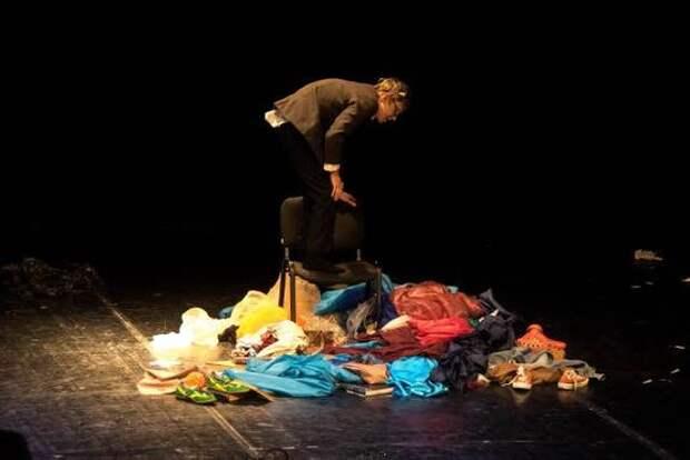 В Челябинске состоялся межрегиональный фестиваль инклюзивного театра