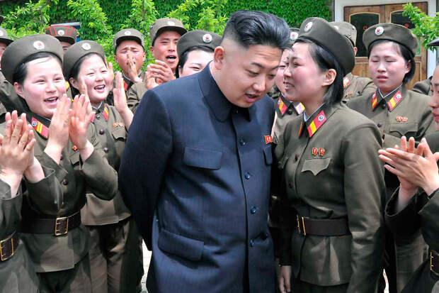 «Изкрана сыпались лягушки измеи»: откровения женщины, отслужившей 9 лет вармии КНДР