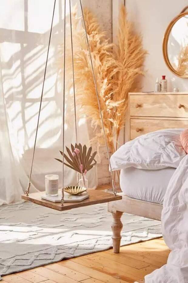 Милый и уютный бохо в спальне: идей для вдохновения в стиле бохо-шик
