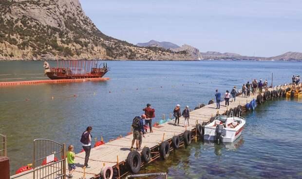 Майский турпоток в Крым стал рекордным за весь постсоветский период