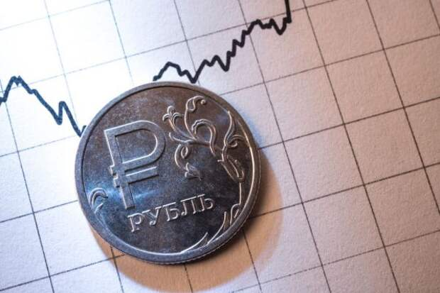 Рубль отреагировал навстречу Путина иБайдена ростом, «голубые фишки» подешевели