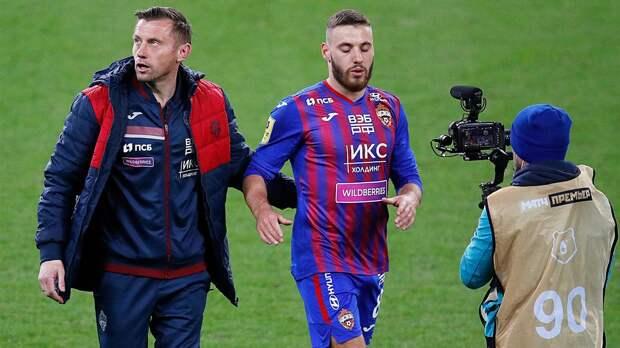 ЦСКА и «Динамо» назвали составы на матч заключительного тура РПЛ