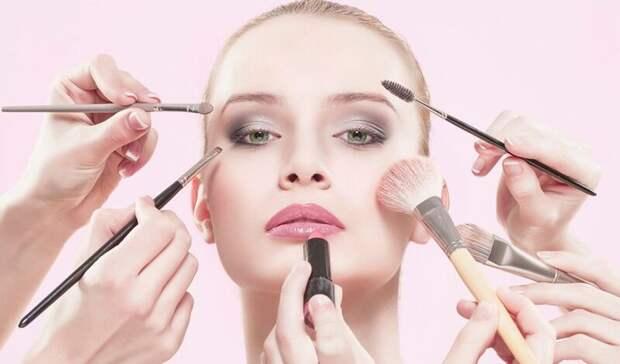 Ученые обнаружили токсичные химикаты в косметике ведущих брендов