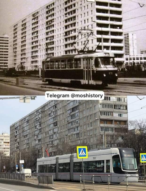 История Москвы. Было-стало - 3