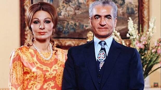 История супруги иранского шаха Фарах Пехлеви, ради которой он оставил всех своих жен