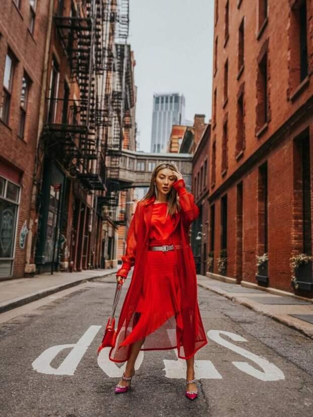 Вдохновение: 6 правил стиля, которым всегда следуют женщины в Нью-Йорке