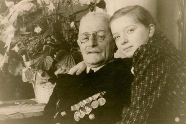 Валерия Николаевна с П.П
