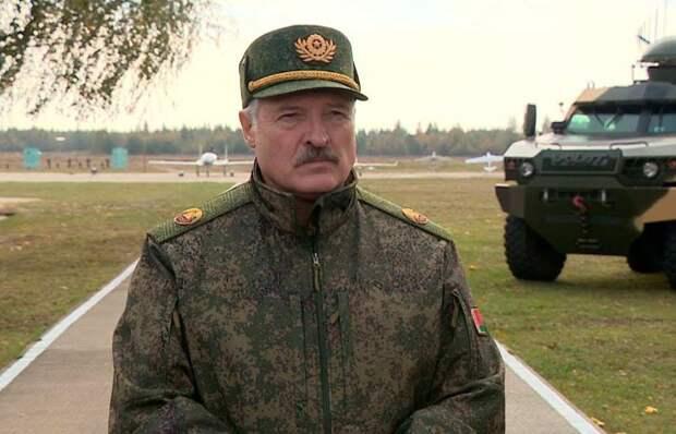 Лукашенко решил нанести ответный удар Евросоюзу
