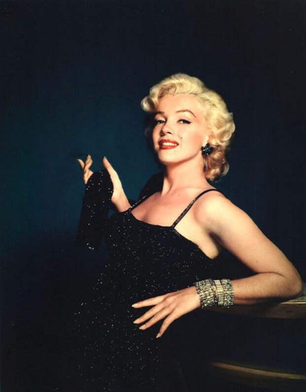 Marilyn Monroe.  Фото: Nickolas Muray.