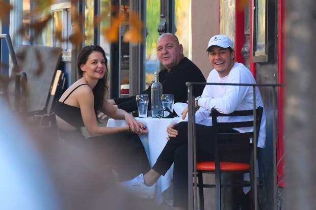 Это официально: Кэти Холмс и Эмилио Витоло расстались