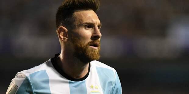 Месси отличился в матче против сборной Эквадора