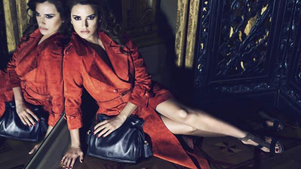 Пенелопа Крус снялась в новой кампании Loewe SS 2013