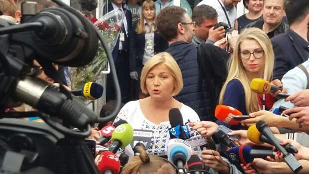 Украинцы осудили соратницу Порошенко из-за использования русского языка