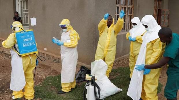 В Гвинее впервые с 2016 года зафиксировали смертельные случаи лихорадки Эбола