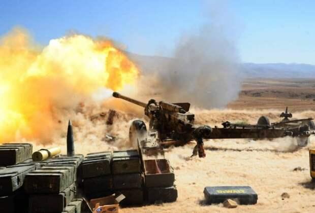 Военная обстановка в Сирии: Поддерживаемые США силы заняли бывшую «столицу» ИГИЛ
