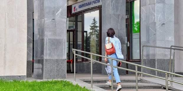 Н всех избирательных участках Москвы работают наблюдатели