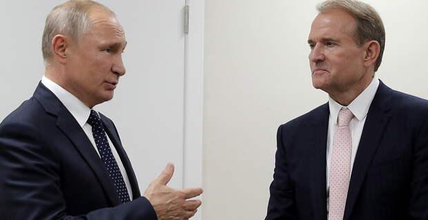 Украина вступила на скользкий путь попытки шантажа Путина