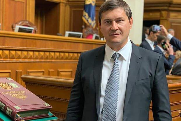 Депутат из партии Зеленского построил отель в Крыму