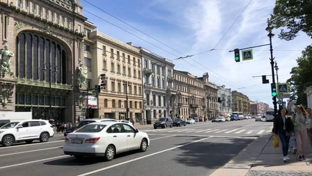 Стало известно, как изменится движение на дорогах Петербурга из-за «Алых парусов»