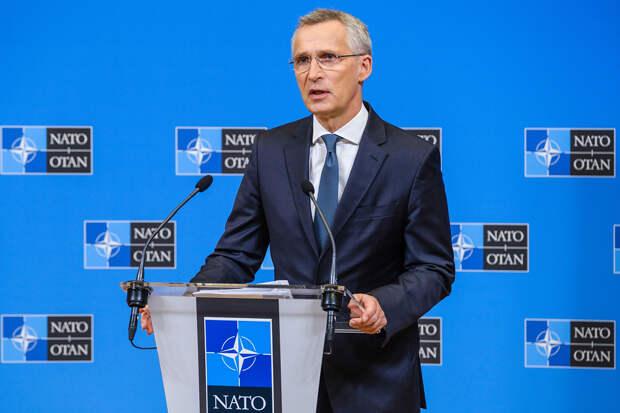 Генсек НАТО объяснил, чем опасно для альянса сближение России и Китая