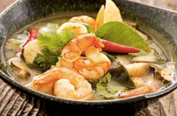 8 причин полюбить тайскую кухню