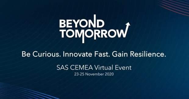 Конференция Beyond Tomorrow прошла с 23 по 25 ноября онлайн